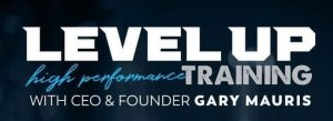 Level Up high performance training